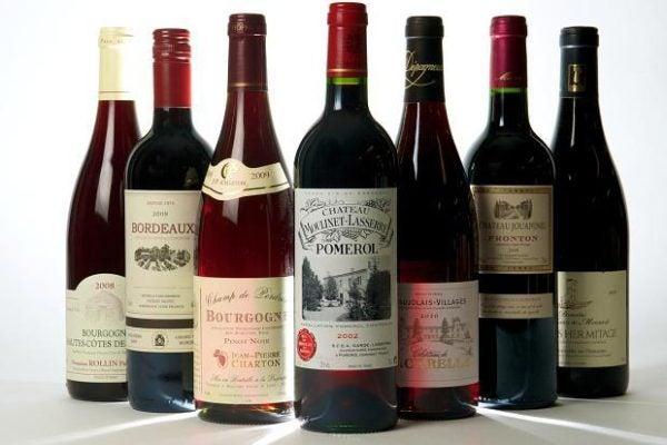 Tipos De Vinos Tintos Y Sus Maridajes Saborgourmet Com