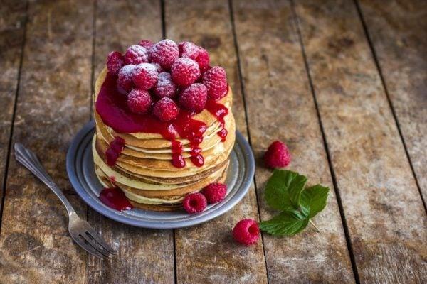 Tortitas avena sin huevo