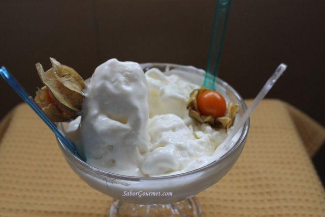 yogurt helado