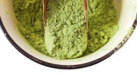 11 maneras de utilizar el té verde matcha