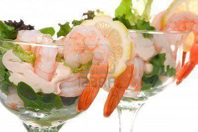 Recetas de pescado y recetas de marisco para San Valentín