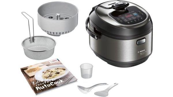 Robots de cocina bosch for Robot de cocina autocook