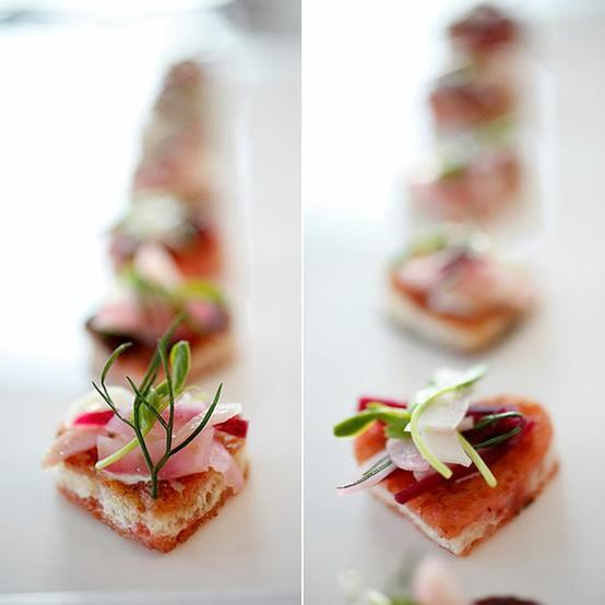 Cena rom ntica en san valent n 2018 for French canape ideas