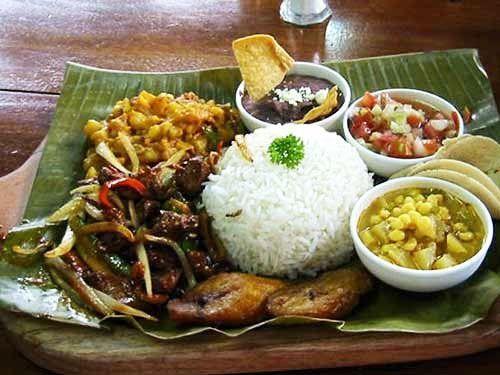 Comidas t picas de costa rica for Cuisine en locale