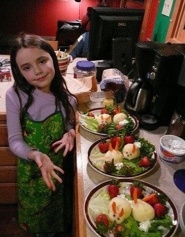 Cocineritos en casa