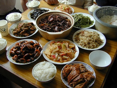 Gastronomía de China