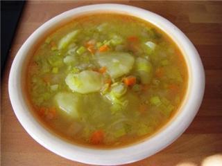 Sopa-de-puerros