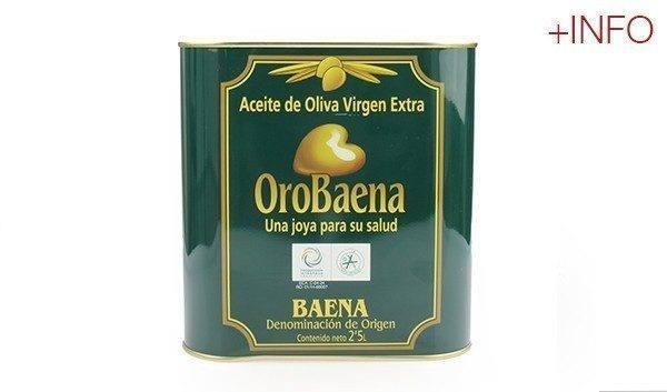 aceite de olivabaena