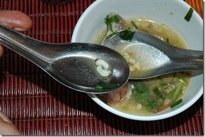 ants soup