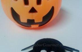 Manualidades Halloween 2014 | Arañas con galletas Oreo