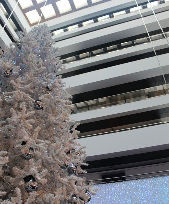 arbol-navidad-hotel-hilton