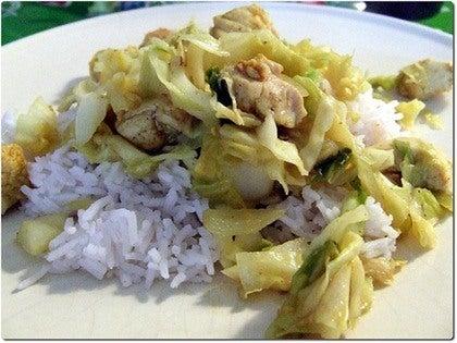 arroz chino