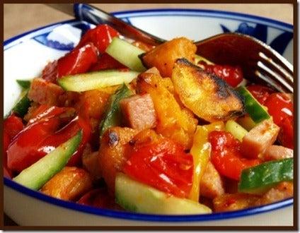 C mo hacer verduras al horno - Como hacer verduras salteadas ...