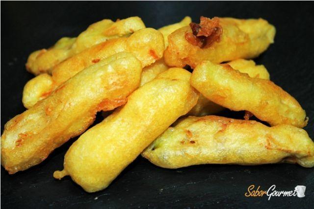 berenjenas tempura