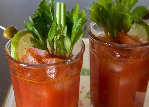 Bloody mary asiatico