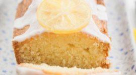 Cómo hacer Budín de limón glaseado