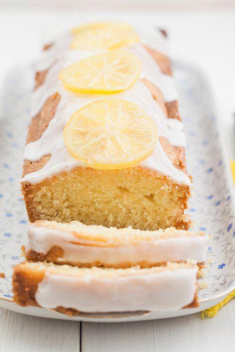 Budin de limon glaseado como hacer