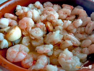 Cómo hacer camarones al ajillo - Diferentes recetas