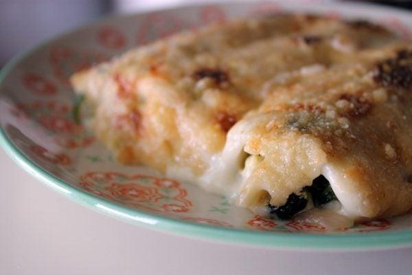 canelones-espinacas-vegetarianos