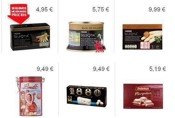 catalogo-Eroski-Navidad-2013-productos-alimentacion