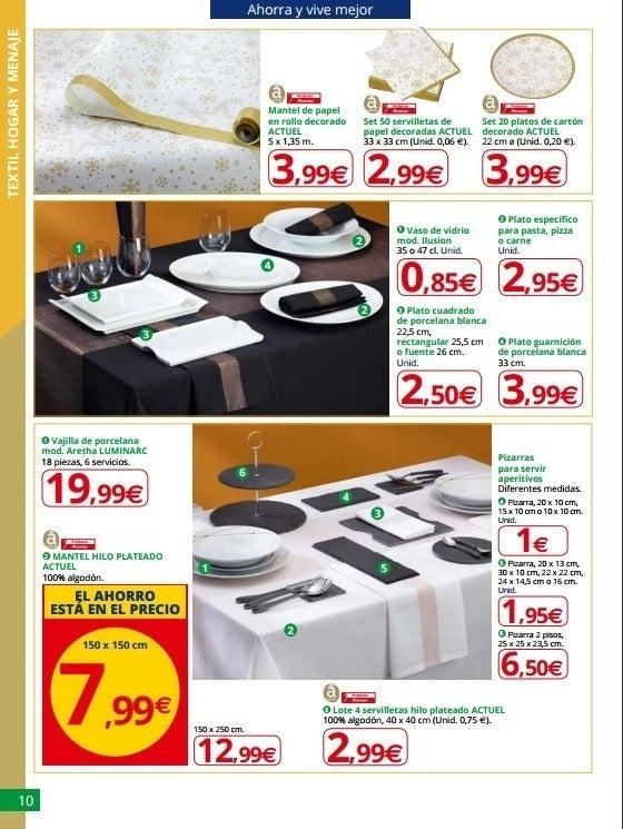 catalogo-alcampo-navidad-decoracion-mesa