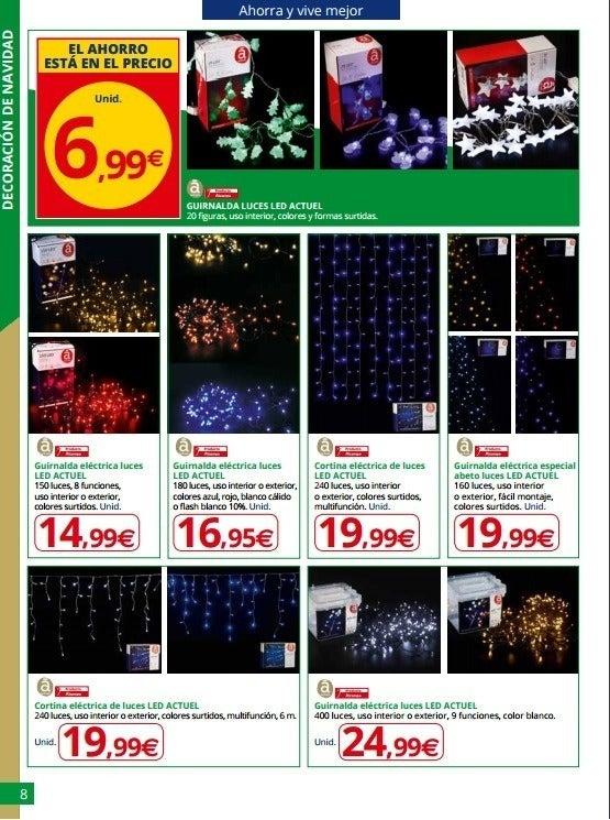 catalogo-alcampo-navidad-luces-navidad