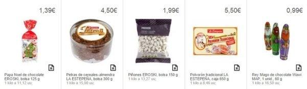 catalogo-eroski-navidad-2015-dulces-polvorones-chocolates