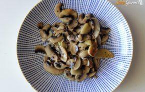 Champiñones al ajo – Cómo hacer champiñones al ajillo