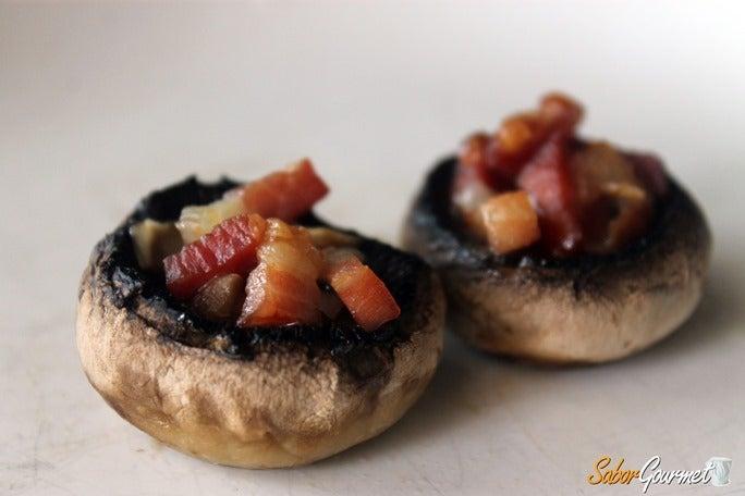champinones-rellenos-bacon