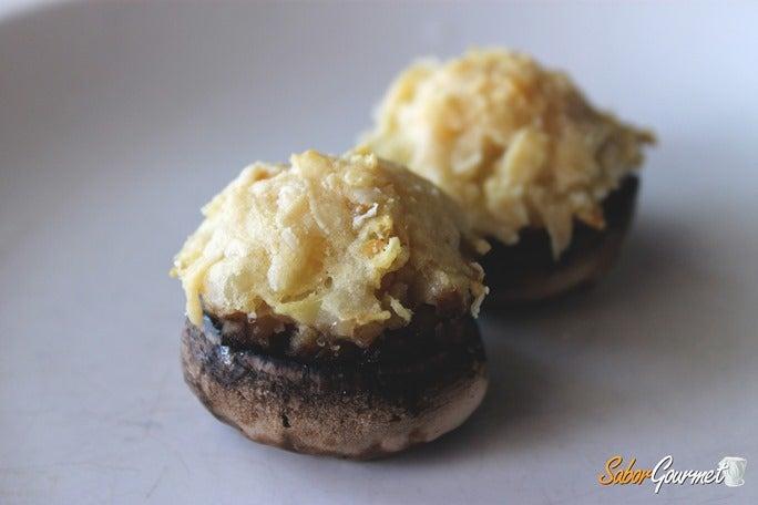 champinones-rellenos-pure-de-patata