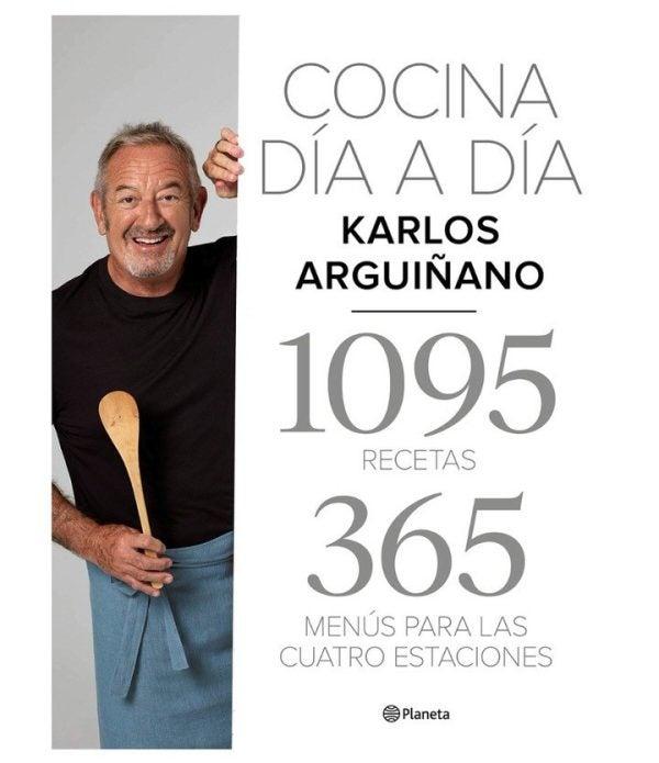 Cocina día a día: 1095 recetas