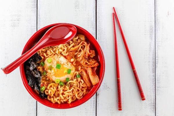 Cocina japonesa recetas ramen