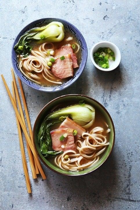 Cocina japonesa udon