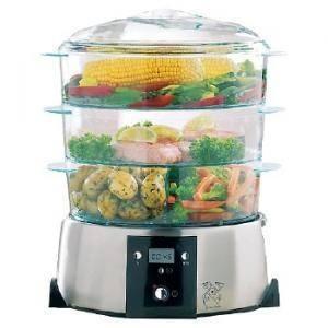 Cocinar al vapor t cnica y consejos - Como cocinar verduras al vapor ...