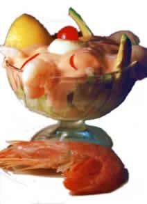 cocktail de gambas