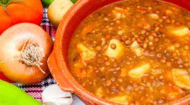 Cómo hacer lentejas tradicionales españolas