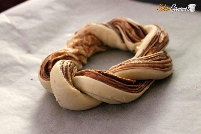 como-hacer-rosca-hojaldre-nutella
