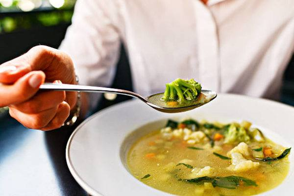 Como hacer sopa de brocoli