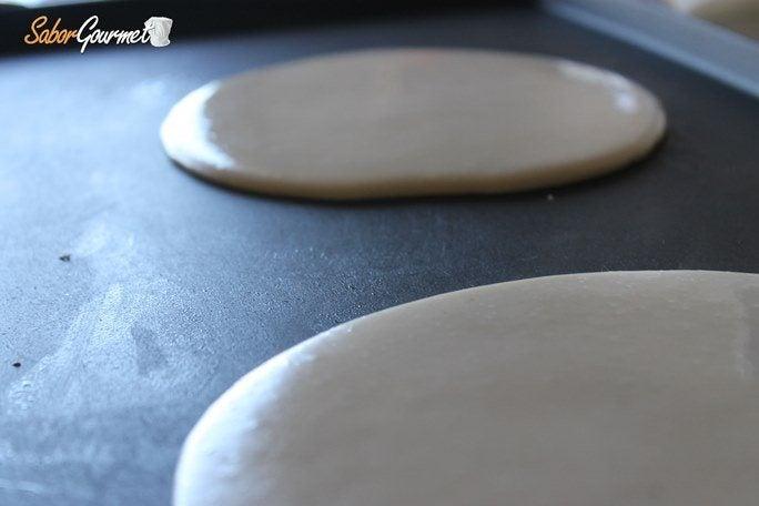 como hacer tortitas