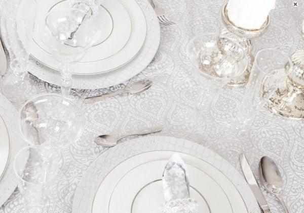 C mo poner la mesa en navidad - Como poner la mesa en navidad ...