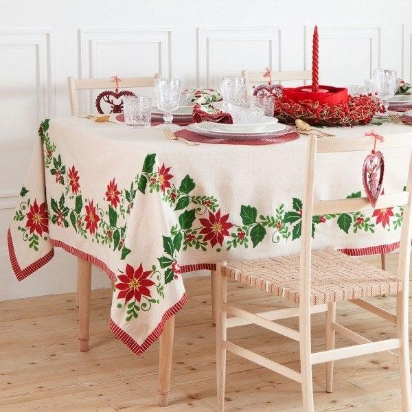 C mo poner la mesa en navidad 2018 for Como poner una mesa bonita