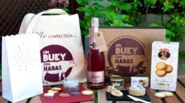 Concurso San Valentín | Una caja con productos gourmets