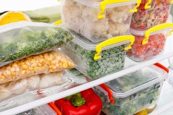 Consejos congelar alimentos