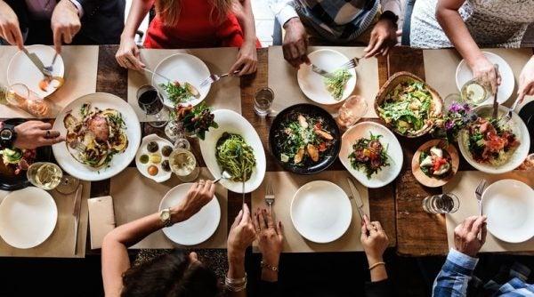 Consejos escoger restaurante menu