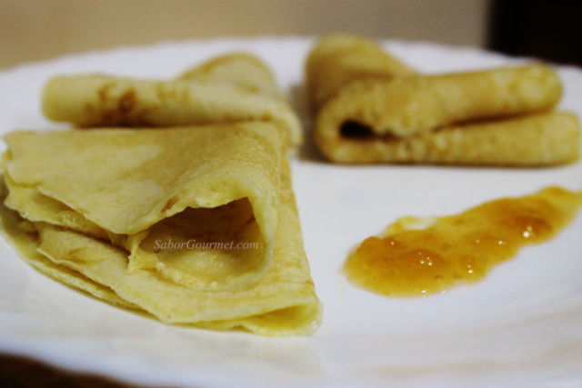 crepes francesas