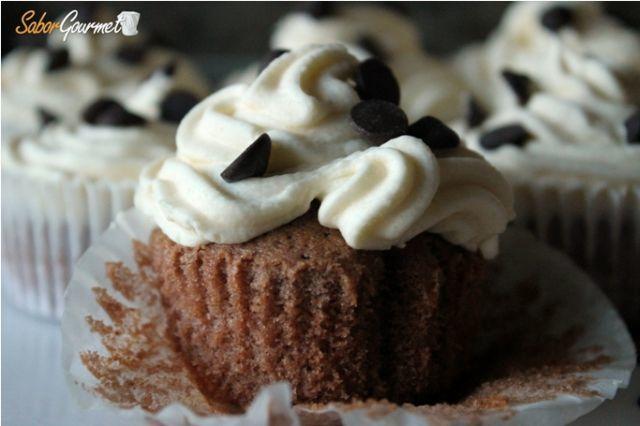 cupcakes chocoalte blanco