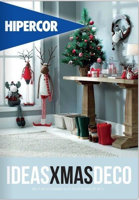 decoracion-navideña-hipercor