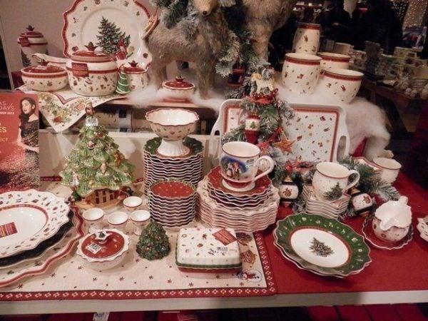 Decorar la mesa de navidad 2018 - Como decorar la mesa de navidad ...