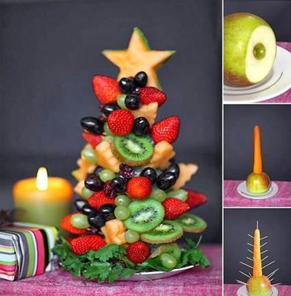 decorar-mesa-navidad-centro-de-frutas