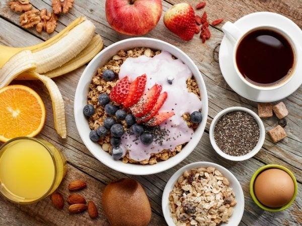 Desayunos sanos cereales